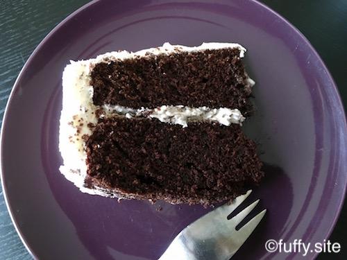 Devil's Food Cake デビルズフードケーキ
