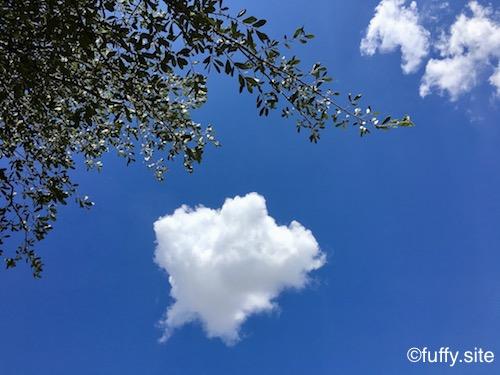空 blue sky
