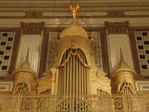 Wanamaker Grand Court Organ