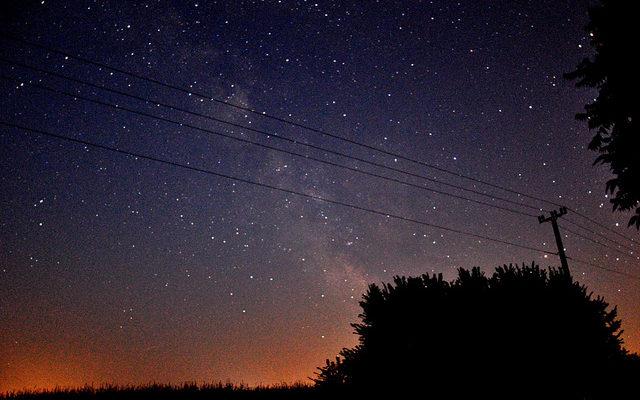 Night sky