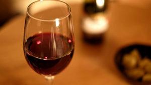 red wine ワイン