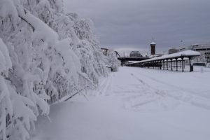 Snow Union Station