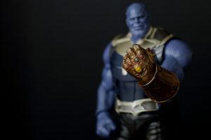 Thanos サノス アメコミ