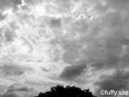 Clouds 曇り 雨雲