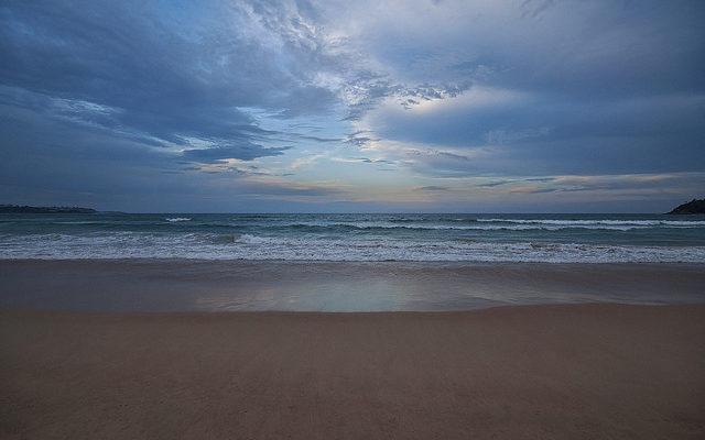 The Beach ビーチ