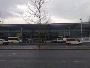 Heathrow airport T3