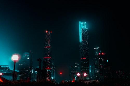 Future City 未来都市