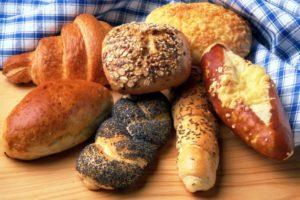 many bread