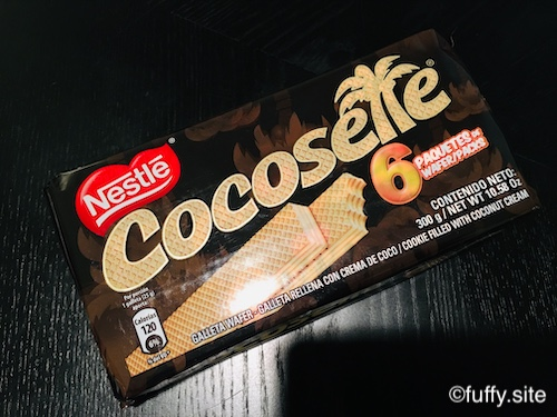 Cocosette ウエハース