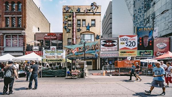 Canada Toronto Street