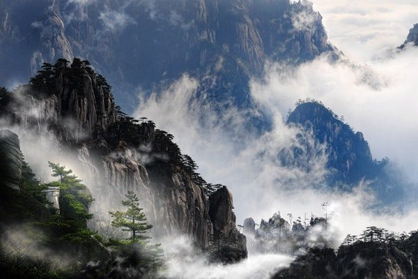 China Cloud Mountain