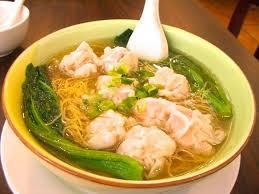 Hong Kong noodle soup