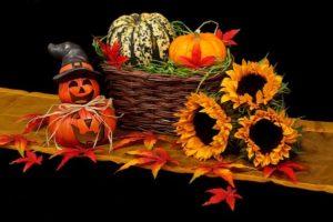 Halloween Autumn Fall