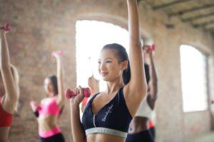fitness gym health