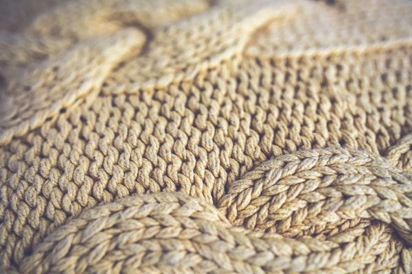 Knit Ivory