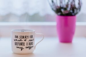 cup message