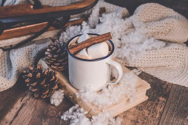 ceramic mug warm