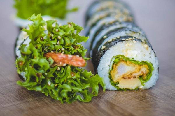 Roll sushi 巻き寿司