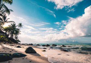Island Seaside Beach