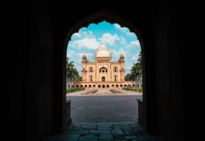 India 建物