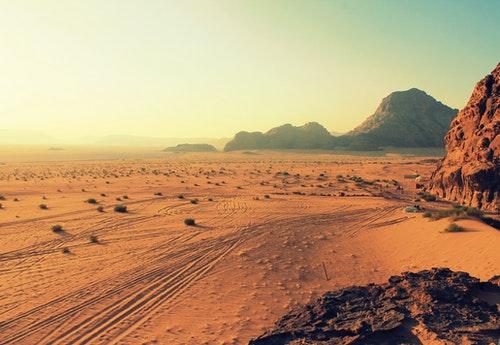 sand 砂漠