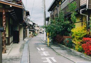 landscape street 日本の風景