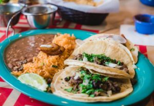 Tacos Mexican foods