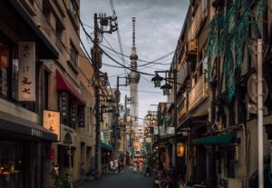 Tokyo スカイツリー