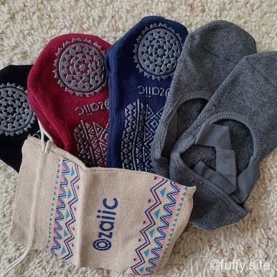 yoga socks