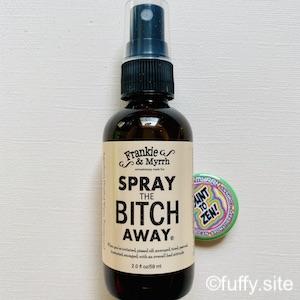 The B Away spray