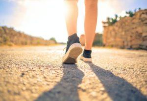walking Sun