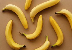 bananas yellow