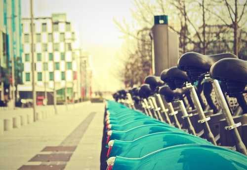 bikes dublin city