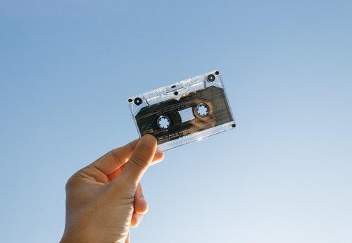 cassette sky